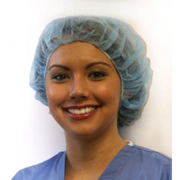 Шапочка для защиты волос в солярии